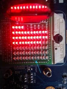 Acer 5551G tester socketu