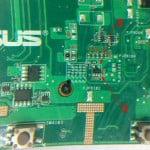 ASUS K52N – grzejąca się przetwornica 3/5V