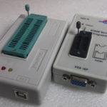 Programatory RT809F i TL866 MiniPRO – porównanie [film]