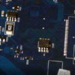Wylutowanie kości BIOS – HotAir, wlutowanie lutownicą kolbową [film]