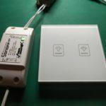 Elementy wykonawcze – Sonoff RF WiFi + RF 433